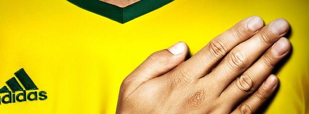 Nova camisa do Palmeiras (Foto: Divulgação)
