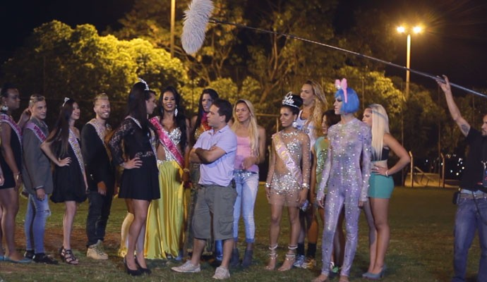 Time de futebol transexual vai animar sua tarde de sábado (Foto: Divulgação | Tô Indo)