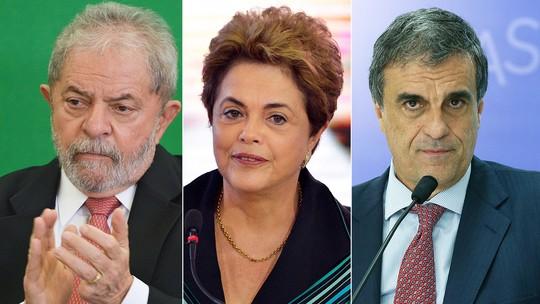 Foto: (José Cruz/Agência Brasil e Valter Campanato/Agência Brasil)