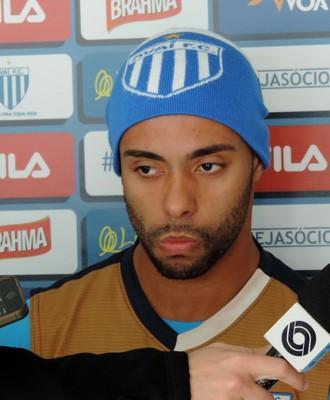 Romário Avaí (Foto: Diego Madruga)