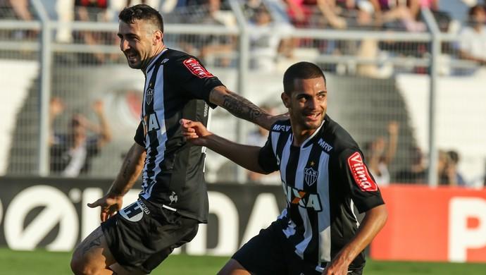 Clayton marcou três gols nos últimos cinco jogos pelo Atlético-MG (Foto: Bruno Cantini/CAM)