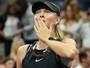 Sharapova bate fã americana de 18 anos e segue firme no Aberto dos EUA