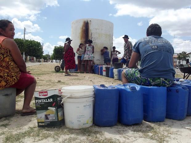 Mesmo com chuvas, 150 municípios do RN estão 'muito secos'