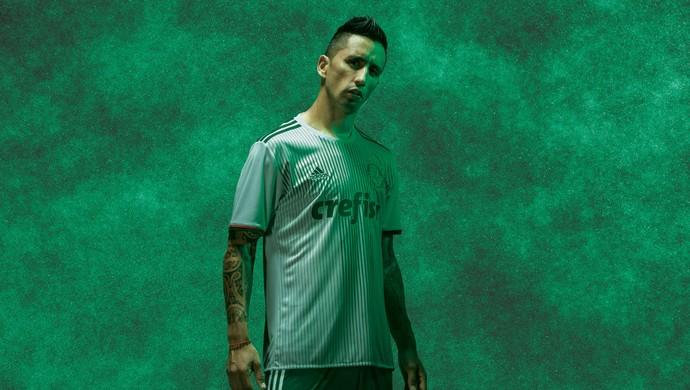 Lucas Barrios Palmeiras (Foto: Divulgação)