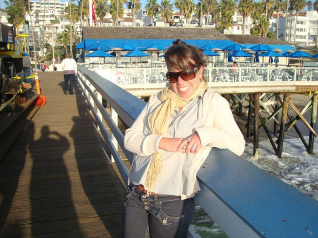 Anna Paula Caldeira (Foto: Arquivo pessoal)