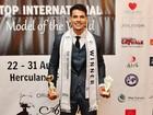 Mato-grossense é o primeiro brasileiro a ganhar concurso internacional