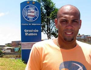 Souza Bahia (Foto: Cahê Mota / Globoesporte.com)