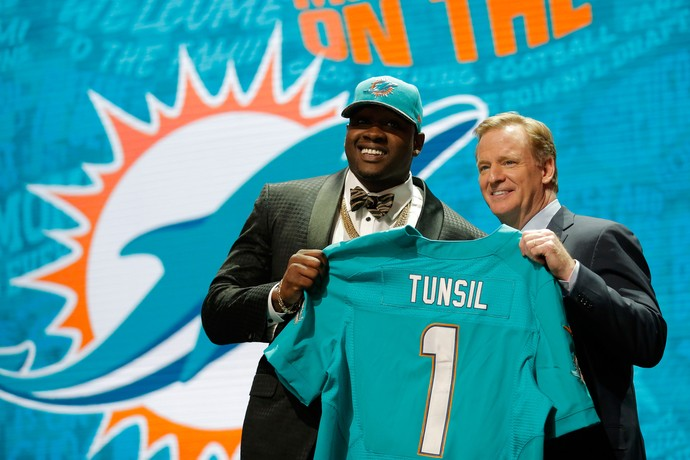 Laremy Tunsil NFL (Foto: Getty Images)