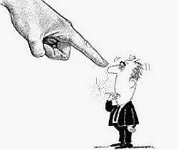 Dedo duro (Foto: Arquivo Google)