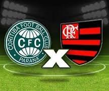 Coritiba x Flamengo (Foto: Divulgação)