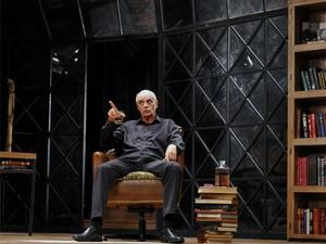 """Marcos Caruso estreia peça """"Em Nome do Jogo"""" no Teatro Iguatemi Campinas, em Campinas (Foto: Guga Melgar )"""
