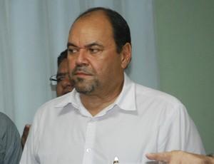 Breno Morais, vice-presidente, Botafogo-PB (Foto: Pedro Alves / GloboEsporte.com/pb)