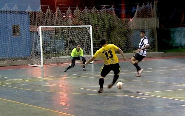 Terminou primeira fase da Copa Rede Amazônica, em Porto Velho (Foto: Bom Dia Amazônia)