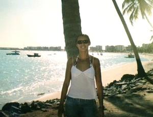 Talita retorna a Maceió vôlei de praia  (Foto: Arquivo Pessoal)