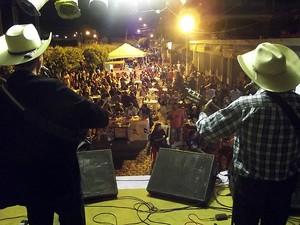 Festival de Viola em Recreio, MG (Foto: Leonardo Ribeiro/Divulgação)
