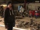 Menino de 14 anos acha avião da Segunda Guerra na Dinamarca