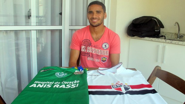 Douglas S&#227;o Paulo (Foto: Marcelo Prado / Globoesporte.com)