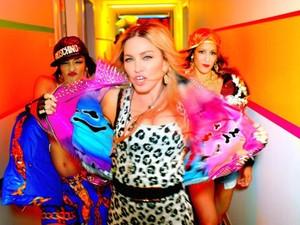 Cena do clipe 'Bitch I'm Madonna', de Madonna, lançado exclusivamente no Tidal. (Foto: Divulgação/Madonna)