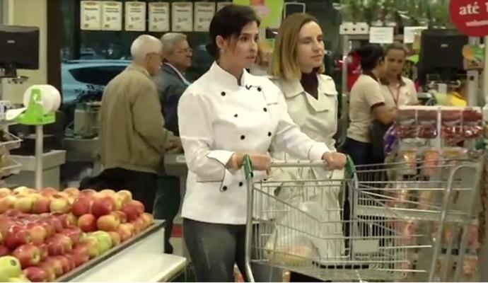 Personal chef dá dicas na hora de fazer as compras dos alimentos (Foto: Rio Sul Revista)