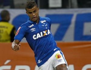 Alisson; Cruzeiro x Flamengo (Foto: Washington Alves/Light Press)
