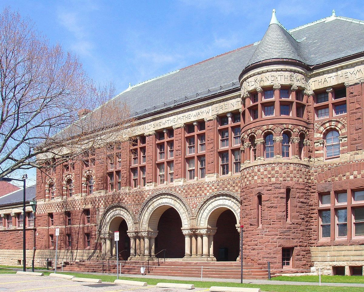 Prédio da Faculdade de Direito de Harvard, no estado de Massachusetts (Foto: Wikimedia Commons)