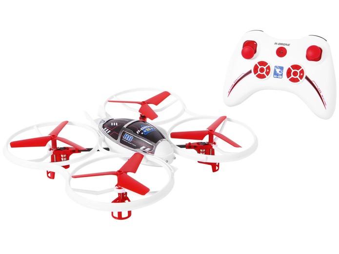 H-Drone R8: modelo de brinquedo da Candide, porém maior e mais pesado (Divulgação/Candide)