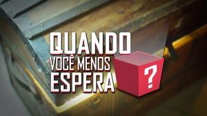 Quando Você Menos Espera (Foto: TV Globo)