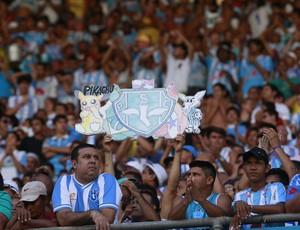 Torcida do Paysandu vai comemorar o acesso? (Foto: Tarso Sarraf/O Liberal)