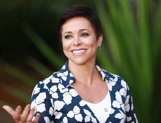 A deputada Cristiane Brasil (Foto:  Divulgação PTB)