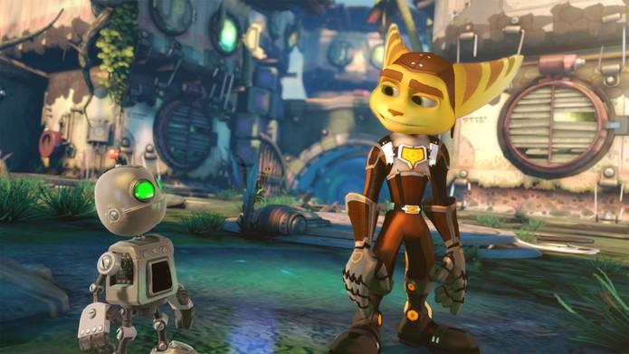 Ratchet & Clank (Foto: Divulgação)
