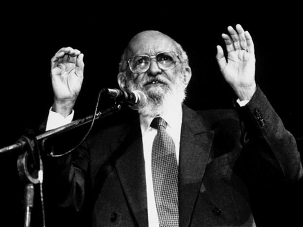 Paulo Freire (Foto: Arquivo/Instituto Paulo Freire)