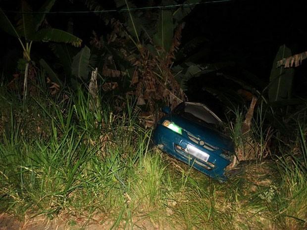 Acidente ocorreu na cidade de Ipiaú (Foto: Giro em Ipiaú)