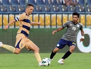 magrão (Foto: Dubai FC / Divulgação)