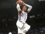 Westbrook acerta todos arremessos, faz 35º triplo-duplo, e OKC bate 76ers