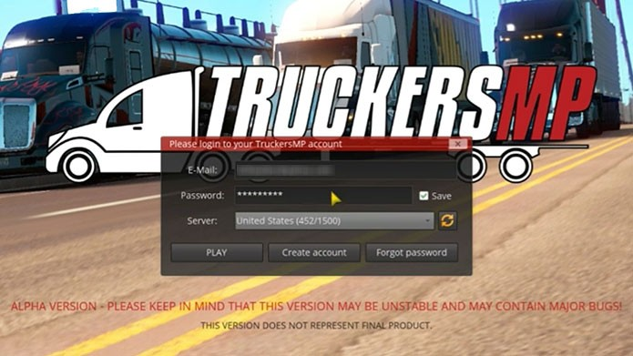 Como instalar mods em American Truck Simulator para jogar online (Foto: Reprodução/Tais Carvalho)