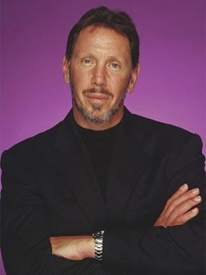Larry Ellison, fundador e diretor-executivo da Oracle (Foto: Divulgação)