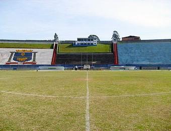 Estádio Pedro Benedetti - Mauá-SP (Foto: Divulgação/PMM)
