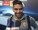 """Falcao volta a ser decisivo e celebra: """"Ninguém esquece de jogar futebol"""""""