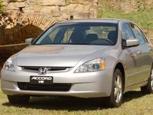 Somente O Honda Accord 2005 Está Em Recall (Foto: Divulgação)