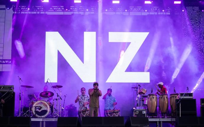 Nação Zumbi esquentou o público do João Rock 2016 (Foto: Mateus Rigola/Gshow)