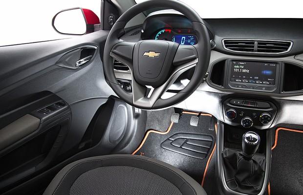 Chevrolet Prisma (Foto: Fabio Aro)