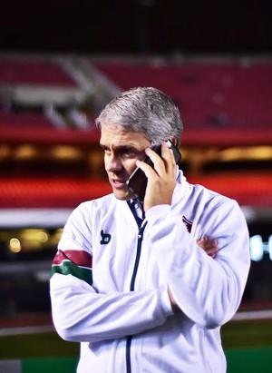 Peter Siemsen Fluminense (Foto: Marcos Ribolli)
