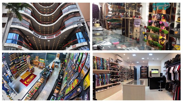 Skate Shops (Foto: Divulgao)