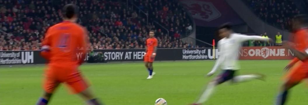 Holanda x Inglaterra - Amistosos 2018 - globoesporte.com 9dc5571a64ad8