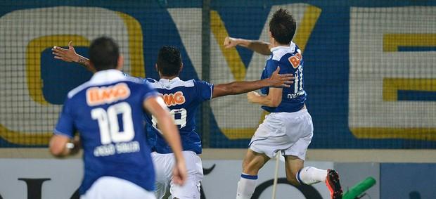 Dagoberto, Cruzeiro x Corinthians (Foto: Washington Alves/Vipcomm)