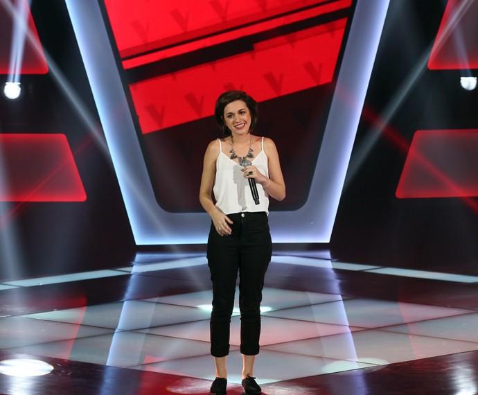 Cobra não é aprovada em quarta noite de Audições (Foto: Isabella Pinheiro/Gshow)