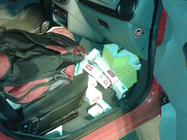 Motorista fugiu, mas foi detido horas depois na rodovia (Foto: Reprodução/ TV TEM)