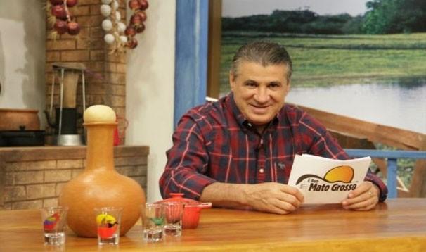 Pescuma te aguarda todo os sábado logo após o Jornal Hoje na TV Centro América (Foto: Reprodução/TVCA)