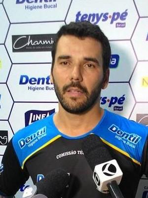 Bruno Vilela Supervisor Praia Clube (Foto: Lucas Papel)