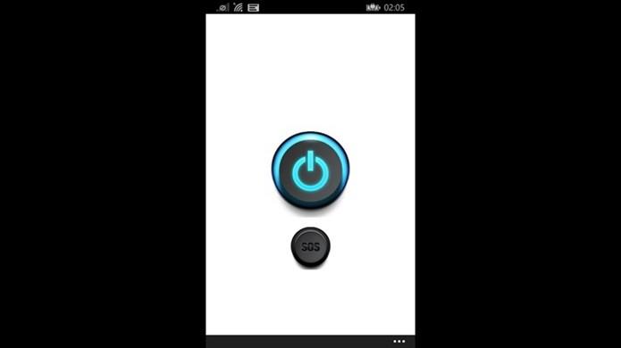 App transforma o smartphone em lanterna, mesmo se ele não tiver Flash embutido (Foto: Divulgação)